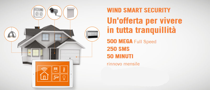 Offerta Wind Smart Security