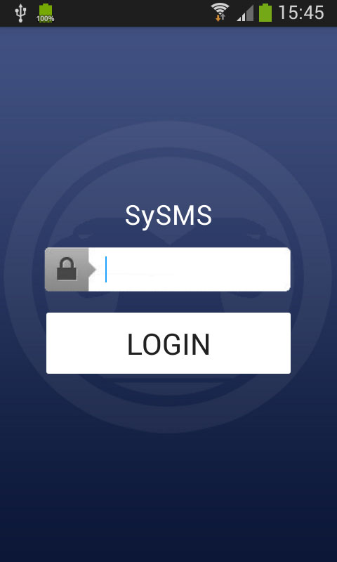 sysms login